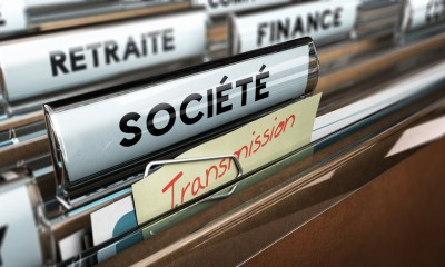 Transmission de société ou de commerce. Cession d'entreprise